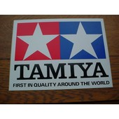 Tamiya Maquette Autocollant De Qualite