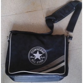 Sac � Bandouli�re Converse All Star Noir
