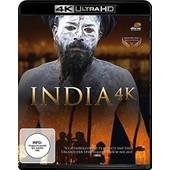 India (4k Uhd) (Blu-Ray) (Inkl de Busch,Simon