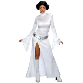 Costume Princesse Leia - Star Wars - Deluxe Sexy - Taille M - 38/40