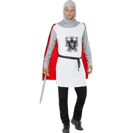 D�guisement Courageux Chevalier M�di�val - Taille M