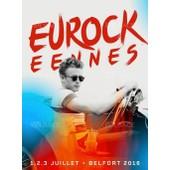 Affiche Eurock�ennes 2016