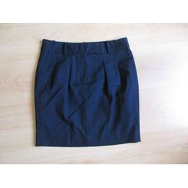 Jupe Gap Noir Taille 36 � - 52%