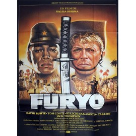 David Bowie, Affiche Originale Du Film : Furyo (Jap.-Uk 1982) 120x160 Cm