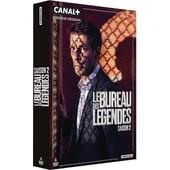 Le Bureau Des L�gendes - Saison 2 de Eric Rochant
