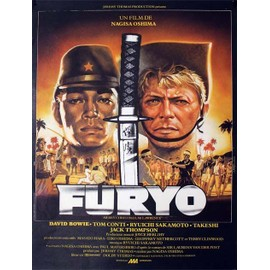 David Bowie, Affiche Originale Du Film : Furyo (Jap.-Uk 1982) 40x60 Cm