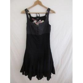 Robe Desigual Noir Taille 38 � - 48%