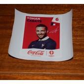 Panini Foot Uefa Euro France 2016 (Sticker Coca Cola) Yohan Cabaye