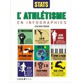 Athl�tisme - Les Jo En Infographies de Jean-Denis Coquard