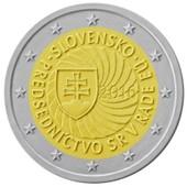 2 Euro Comm�morative Slovaquie 2016