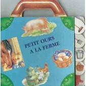Petit Ours A La Ferme de st�phanie boey
