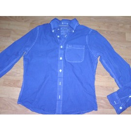 Chemise Abercrombie & Fitch Taille S 2 Bleus