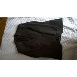 Veste De Costume Lanificio F. Lli Cerruti Dal 1881 Prestige Laine 48 Noir