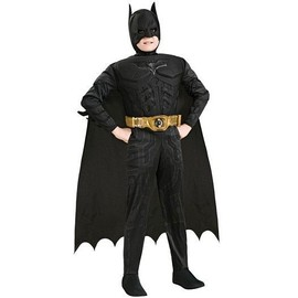Costume Batman (The Dark Knight ) - Enfant - Taille 10/12 Ans (138 � 150 Cm)