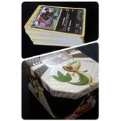 Pok�box De 100 Cartes Pok�mon Edition Noir Et Blanc