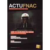 Actu Fnac / 04-2011 N�3 : Cascadeur (1p) - Simon Raymonde (1p) - Elizabeth / Liz Taylor (1p)