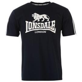T-Shirt Homme Lonsdale � Bandes
