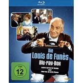 Louis De Funes Blu-Ray Box de Various