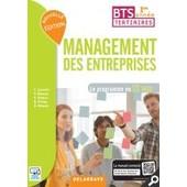 Management Des Entreprises 1re Ann�e Bts Tertiaires Nouvelle �dition de Delagrave