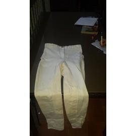 Pantalon Equi-Th�me Blanc
