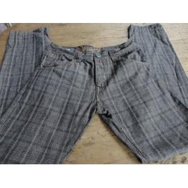 Pantalon Desigual 07p1632 Coton 40 Imprim�