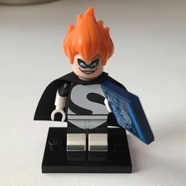 Lego Minifigure Disney Syndrome - M�chant Indestructibles