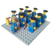 Enlighten Figurine Pirates Des Cara�bes Minifigure Pirate Bloc De Construction