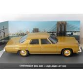 Chevrolet Bel Air Live And Let Die James Bond 007 Universal Hobbies 1/43 Fabbri