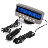 Xcsource Moniteur Num�rique Lcd Auto Tension R�veil Temp�rature Thermom�tre Ma349
