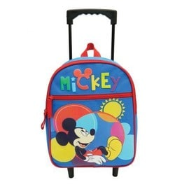 Sac � Dos � Roulettes Maternelle Mickey Comics