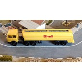 Camion Shell Lima 1/87