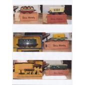 Lot Train �lectrique Hornby Ann�es 50 Avec Loco, Wagons,Rails Et Accessoires