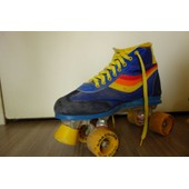 Patin � Roulettes Ancien - 10,5 (Taille 43)