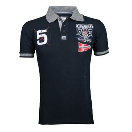 Polo Geographical Norway Kantibe Navy