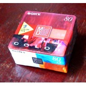 5 MD SONY mini disc color 80