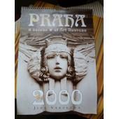 Calendrier Prague Art Nouveau 2000.