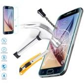 Vitre Protection Ecran Film En Verre Tremp� Pour Samsung Galaxy S7 Filtre Protecteur D'�cran Invisible & Inrayable Vitre Incassable Ecran Antichoc Resistante Pour Smartphone Samsung Galaxy S7