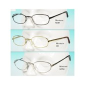 Lunettes Lecture Or Loupe Grossissante 3,00�/+3,00 - Monture M�tal