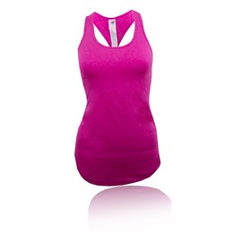 New Balance Perfect Femmes Rose Sport Running Gym D�bardeur Singlet Haut Top
