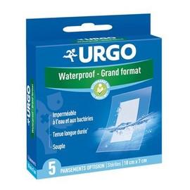 Urgo Pansement Waterproof Grand Format - 5 Unit�s