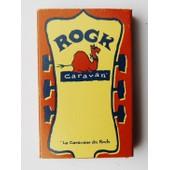 Boite D'allumettes Rock Caravan La Caravane Du Rock Les Folies Rennaises Guitare