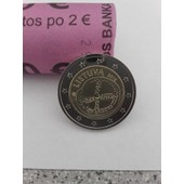 2 Euro Lituanie 2016 Comm�morative Culture Baltique