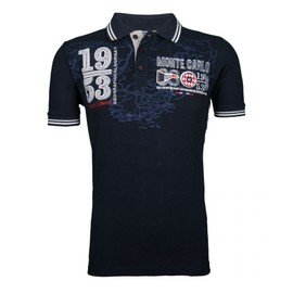 Polo Geographical Norway Karoubia Navy