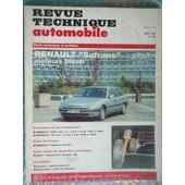Revue Technique Automobile Renault Safrane Diesel