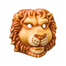 Masque De Lion - Adulte - Taille Unique - D�guisement Carnaval