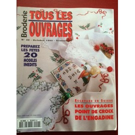 Broderie Tous Les Ouvrages N� 20