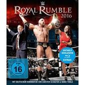 Royal Rumble 2016 de Various