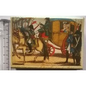 Bo�te Allumette Vide Bicentenaire R�volution Le Roi Ramen� De Versailles