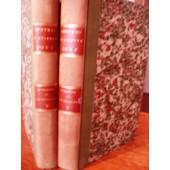 L'ermite De La Guiane. Complet En 2 Volumes (Tomes 6 Et 7 Des Oeuvres Compl�tes) de Etienne Jouy