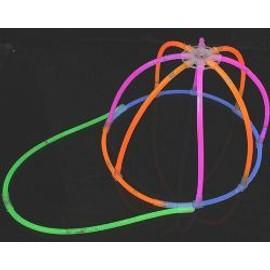 Casquette Fluo Multicolore